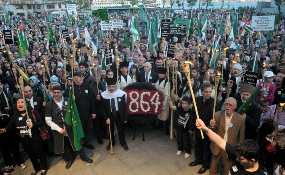 21 May Circassians in Turkey
